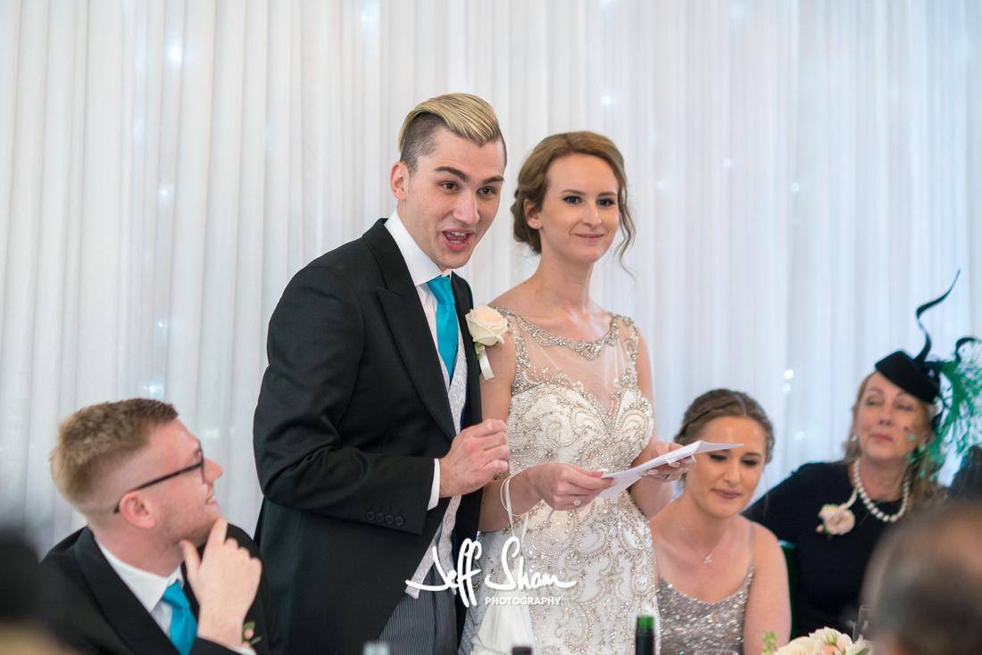Melissa and Aidan