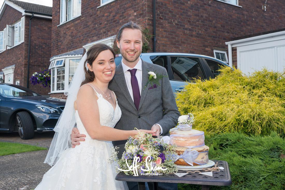 Joanna and Tim