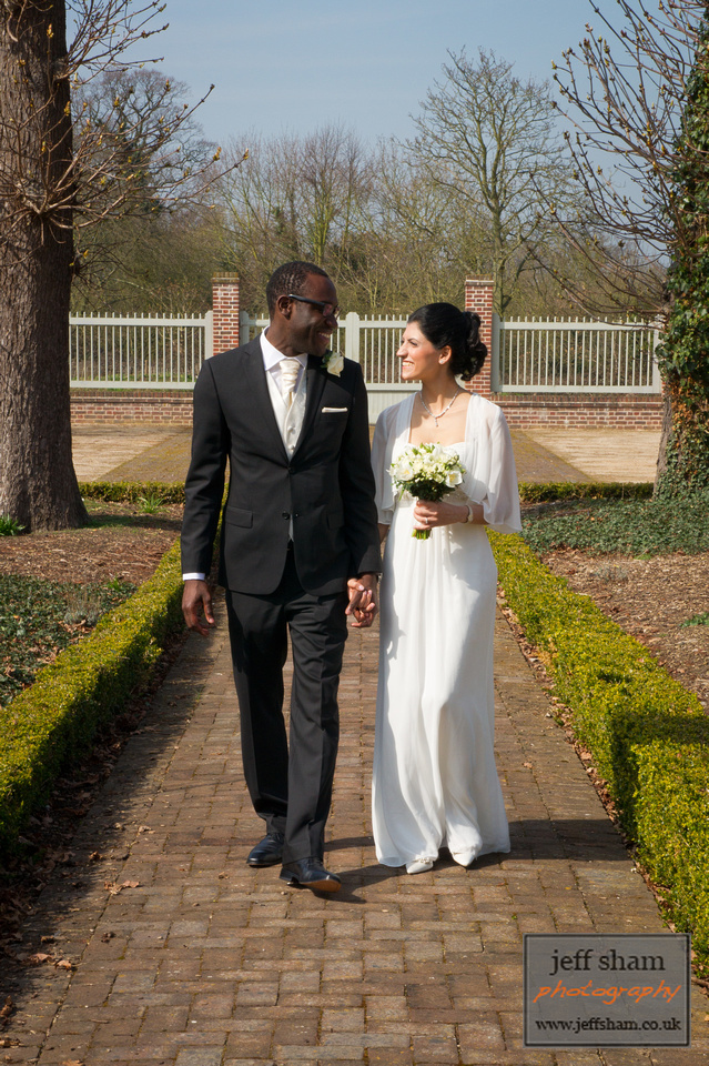 Farzaneh and Damilola's Wedding