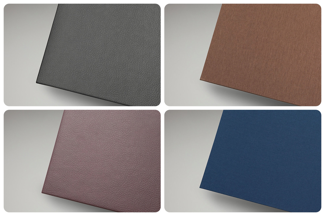 Leatherette album covers